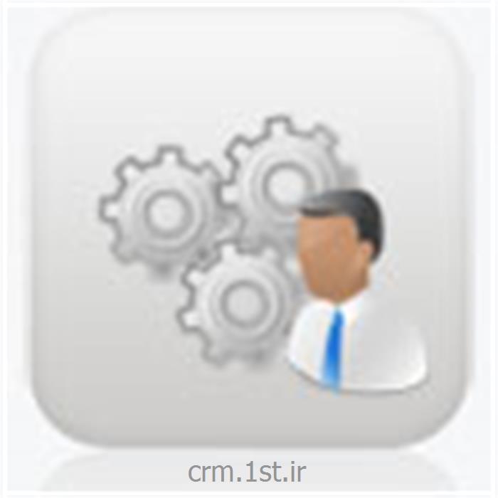 عکس نرم افزار کامپیوترماژول مدیریت چرخه های کاری نرم افزار CRM پیام گستر
