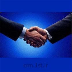 نرم افزار مدیریت قرارداد پیام گستر با قابلیت افزودن ماژول مدیریت ارتباط با مشتری (CRM)