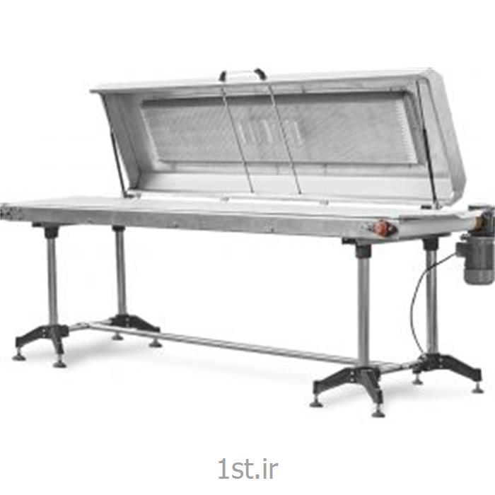 دستگاه تونل استراحت تافی جویدنی و تافی کره ای مغزدار مدل MY920