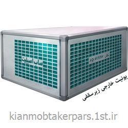 ساب اسپلیت، داکت اسپلیت زیرسقفی سرد و گرم