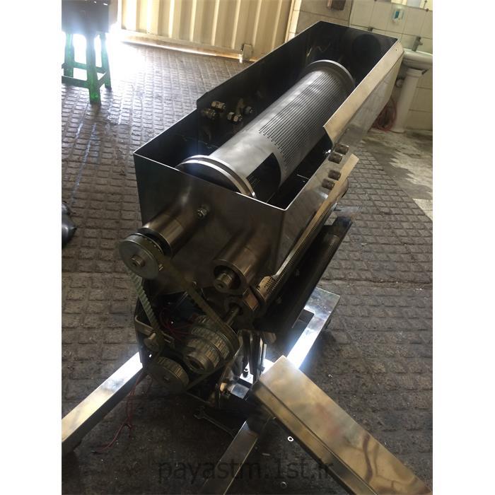 دستگاه دی داستر قرص طرح پایا De Duster- Paya