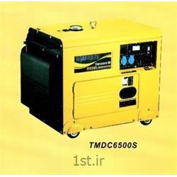 عکس دیزل ژنراتورموتور ژنراتور دیزل مدل TMDC6500S