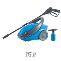 عکس پمپکارواش پرتابل خانگی زغالی تکفاز مدل ABW-HB-90P