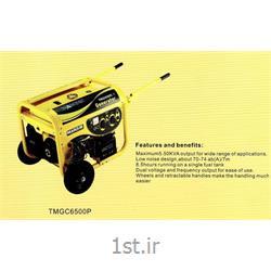 عکس سایر ژنراتورهاموتور ژنراتور بنزینی مدل TMGC6500P