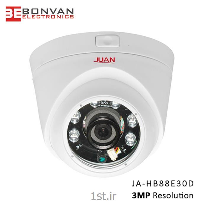 عکس دوربین مداربستهدوربین مداربسته JUAN مدل JA-HB88E30D