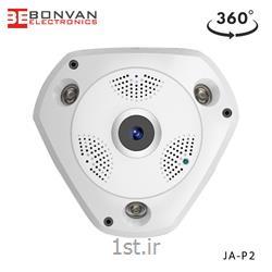 عکس دوربین مداربستهدوربین مداربسته پانوراما تحت شبکه JUAN مدل JA-P2