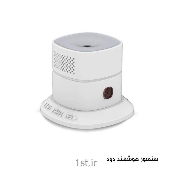 عکس تجهیزات ساختمانی هوشمند (خانه هوشمند)سنسور هوشمند دود HS1SA برند ORVIBO