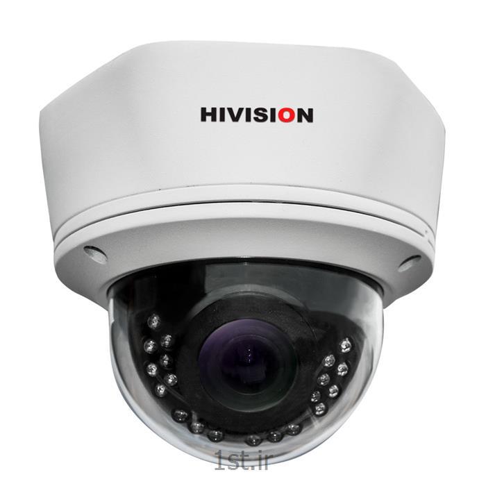 عکس سیستم دوربین مدار بستهدوربین مداربسته تحت شبکه IP مدل HV-IPC52BV21