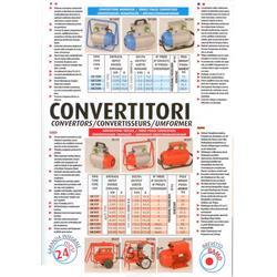 دستگاه کنورتور شیلنگ ویبراتور برقی شرکت بامو ایتالیا