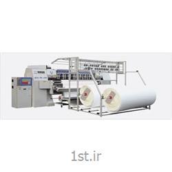عکس ماشین آلات تولید مواد اولیه نساجیدستگاه پنبه دوزی کالای خواب
