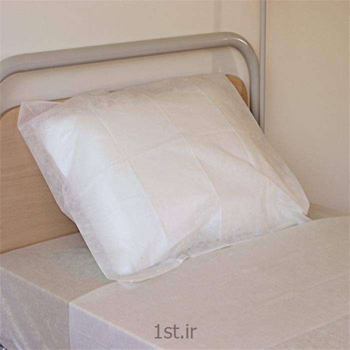 عکس پارچه 100% پلی پروپیلنپارچه اسپان باند پلی پروپیلنی 20 گرمی (Spunbond) سفید و رنگی