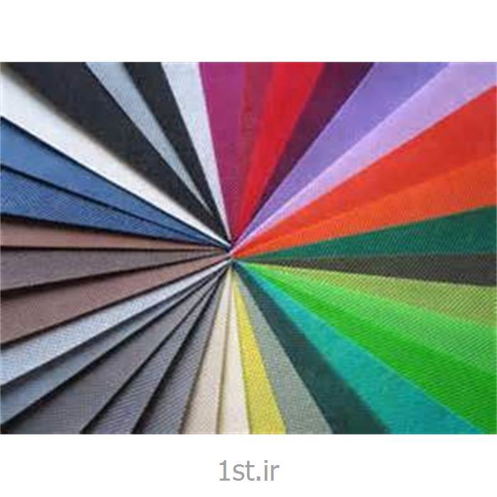 عکس پارچه 100% پلی پروپیلنپارچه اسپان باند پلی پروپیلنی70 گرمی (Spunbond) سفید و رنگی