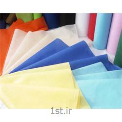پارچه اسپان باند 30 گرمی پلی پروپیلنی (Spunbond) سفید و رنگی