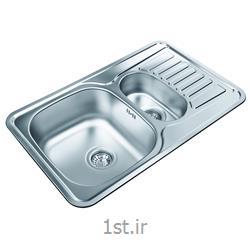 عکس سینک آشپزخانهسینک ظرفشویی فرامکو مدل 02