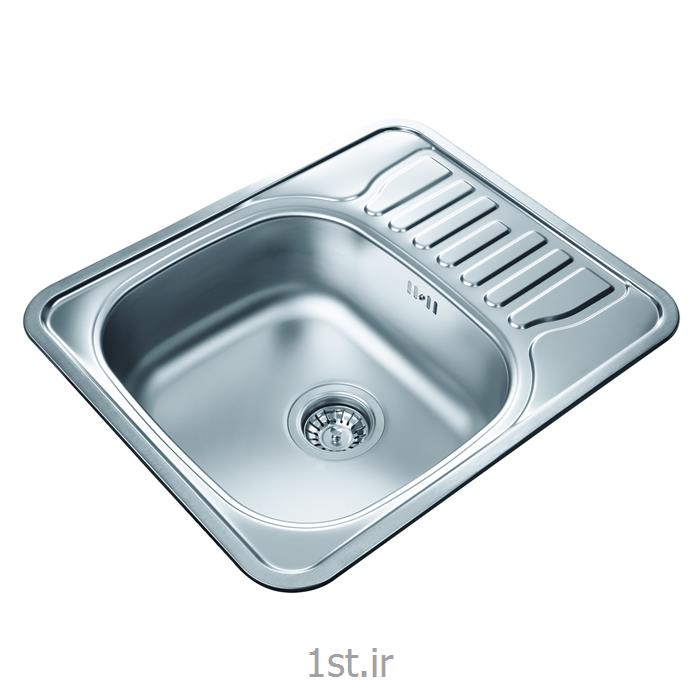 سینک استیل ظرفشویی فرامکو مدل 13