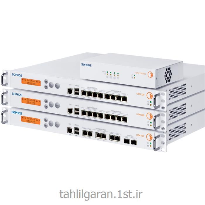 عکس فایروال ( دیوار آتش ) و  VPNفایروال سخت افزاری سوفوس (SOPHOS Firewall)