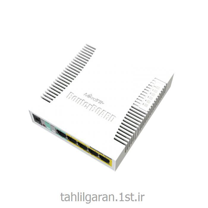روتر برد میکروتیک مدل MikroTik RB260GSP