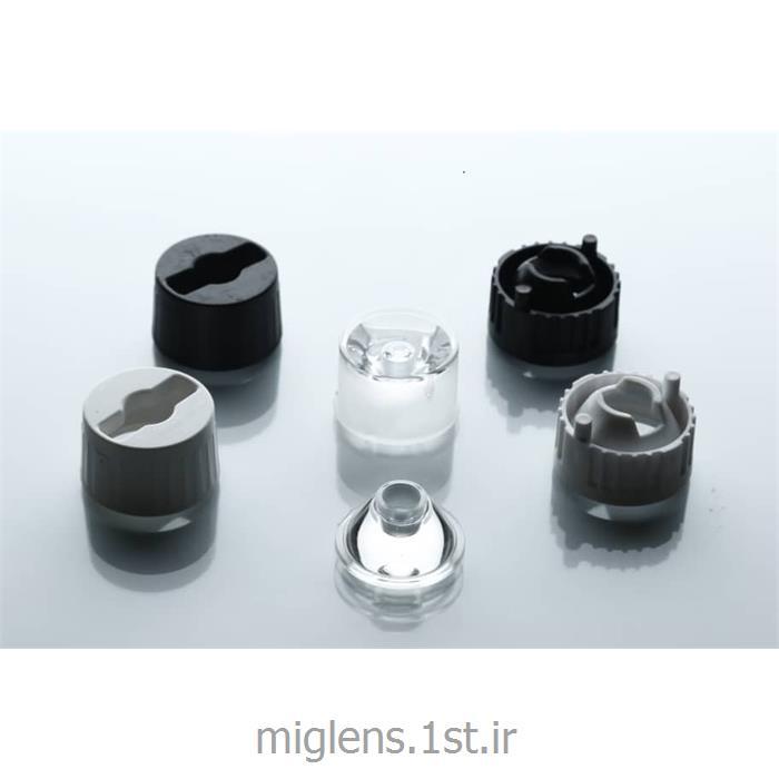 لنز و هولدر PMMA 20mm ال ای دی پاور یک وات و سه وات