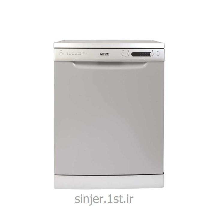 عکس ماشین ظرفشوییماشین ظرفشویی مبله سیلور سینجر Sinjer DWS14M7217S