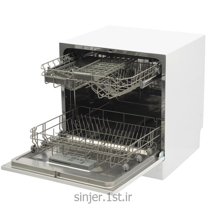 ماشین ظرفشویی رومیزی هشت نفره سفید سینجر Sinjer DWS8-M3802W