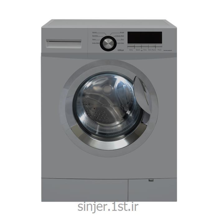 عکس ماشین لباسشوییماشین لباس شویی  8 کیلوگرم 1200 دور سیلور سینجر Sinjer WMS-80-X3812SC