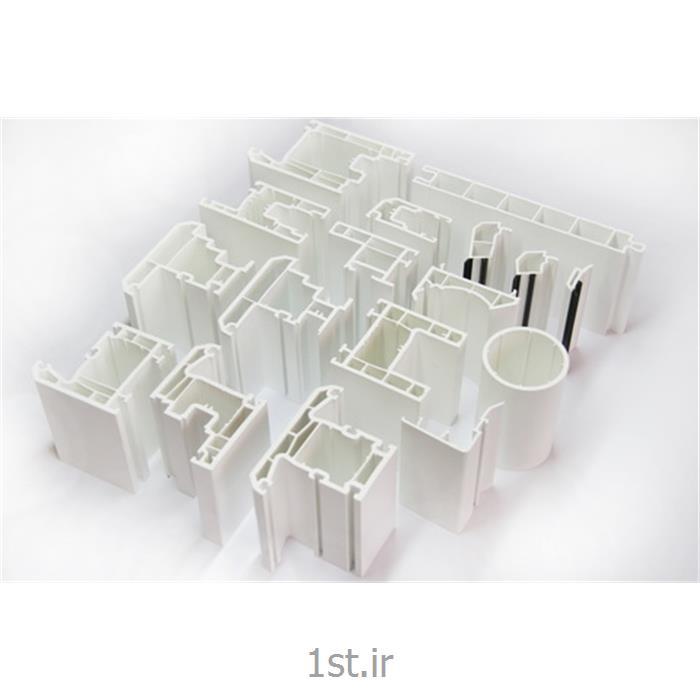 عکس پنجرهپروفیل upvc چهار محفظه ای در سری 60 - UPVC Profile