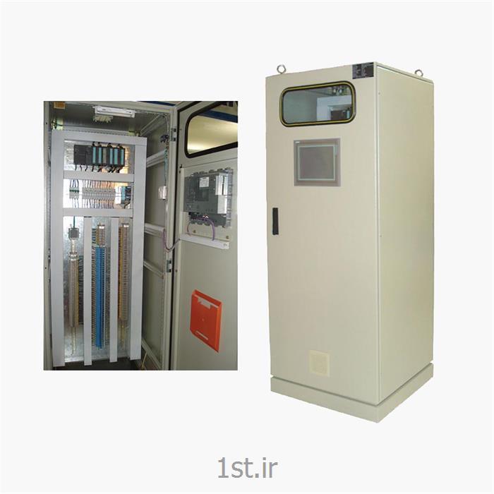 عکس تابلو برقتابلو کنترل فرایند plc(مانیتورینگ)monitoring