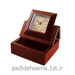 ساعت و جا یادداشتی رومیزی تبلیغاتی کد W980