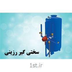 عکس تصفیه آبسختی گیر رزینی مدل zab-315