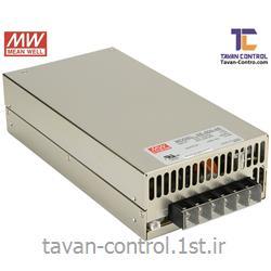 منبع تغذیه مینول 48 ولت 12.5 آمپر مدل SE-600-48 MEANWELL