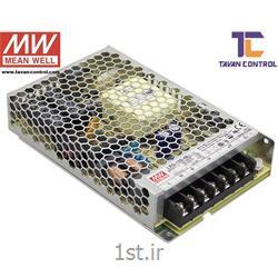 منبع تغذیه 48 ولت 3.3 آمپر مینول کف خواب مدل LRS-150-48 MEANWELL
