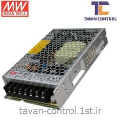 منبع تغذیه 12 ولت 12.5 آمپر مینول کف خواب مدل LRS-150-12 MEANWELL
