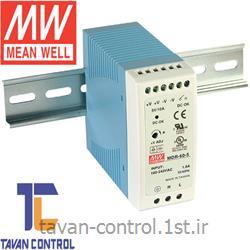 منبع تغذیه مینول  24 ولت مدل MDR-60-40