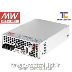 منبع تغذیه سوئیچینگ مین ول 24 ولت 62.5 آمپر مدل SE-1500-24 MEAN WELL