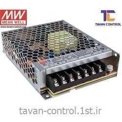 منبع تغذیه سوئیچینگ مین ول 12 ولت 8.6 آمپر مدل LRS-100-12 MEAN WELL