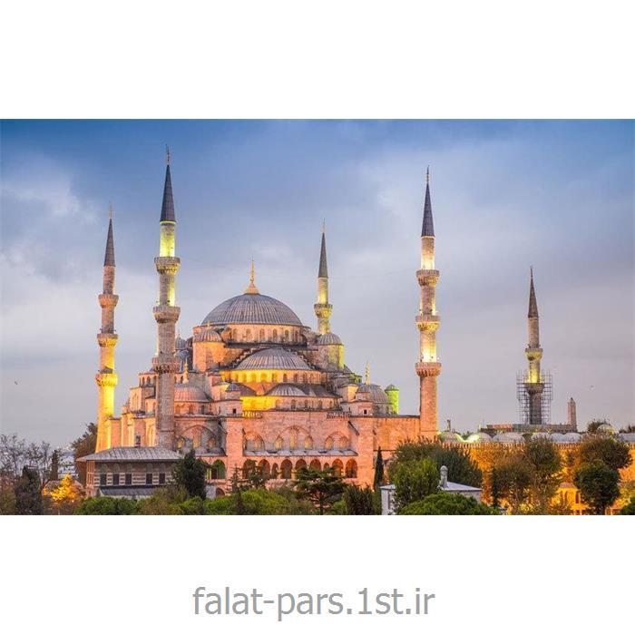 تور ارزان 4 روزه استانبول در زمستان 1396