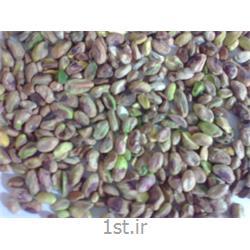 عکس پستهمغز پسته خام ایرانی Iranian pistachio kernel