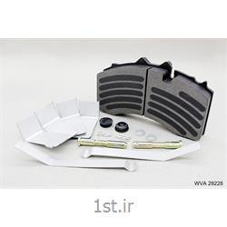 عکس ترمز کامیونلنت ترمز دیسکی 29228 bpw شاخدار  smarttech