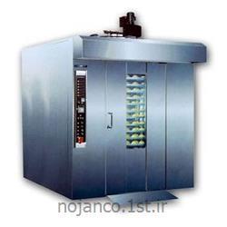 عکس تجهیزات پختفر قنادی و نان های حجیم 16 سینی نوژن مدل NRO-16Q