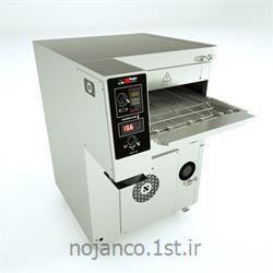 عکس لوازم و تجهیزات پخت و پزفر ریلی پیتزا مدل 2030S