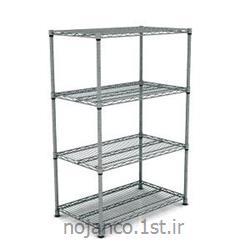 قفسه (وایر رک) (Wire rack shelves)