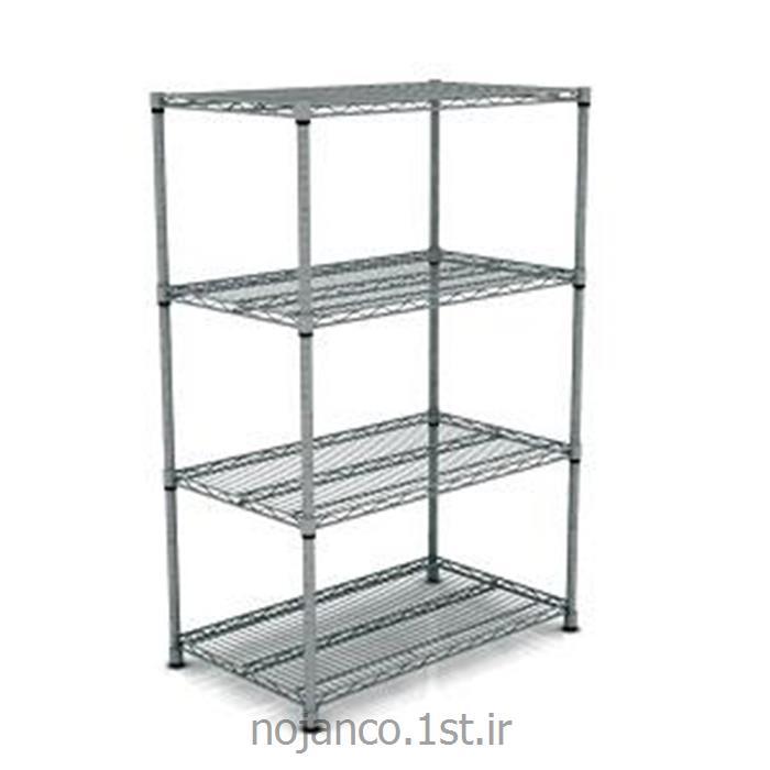 عکس سایر تجهیزات هتل و رستورانقفسه (وایر رک) (Wire rack shelves)