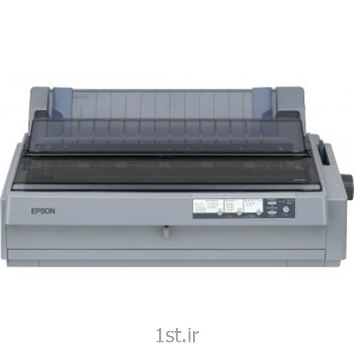 عکس چاپگر (پرینتر)دستگاه پرینتر سوزنی اپسون Epson) LQ2190)