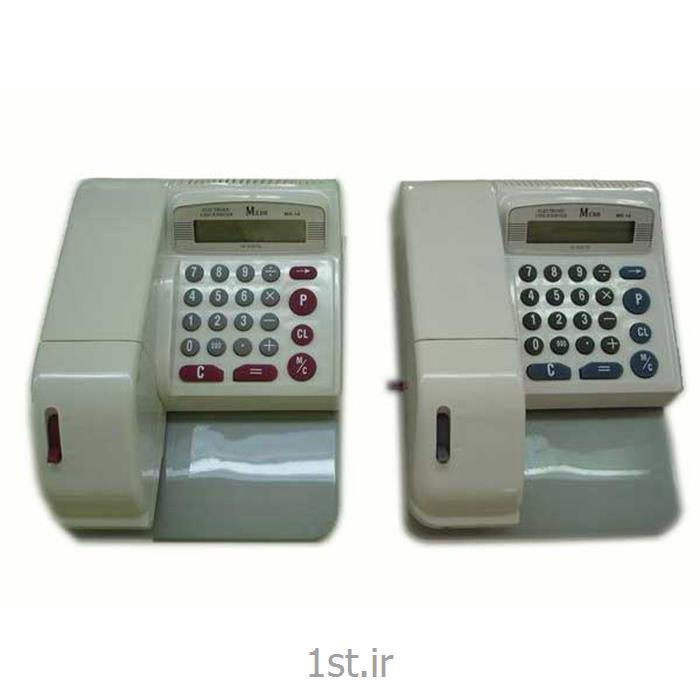 دستگاه پرفراژ چک مدل MX 14 مهر Mehr