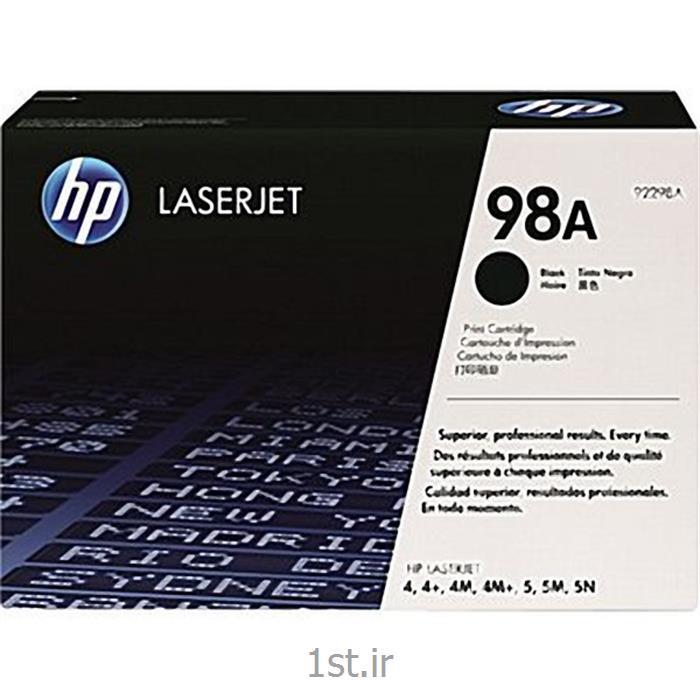 کارتریج لیزری طرح فابریک 98A اچ پی HP
