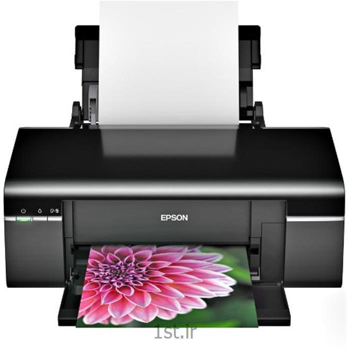 عکس چاپگر (پرینتر)دستگاه پرینتر جوهر افشان تک کاره T50 اپسون Epson