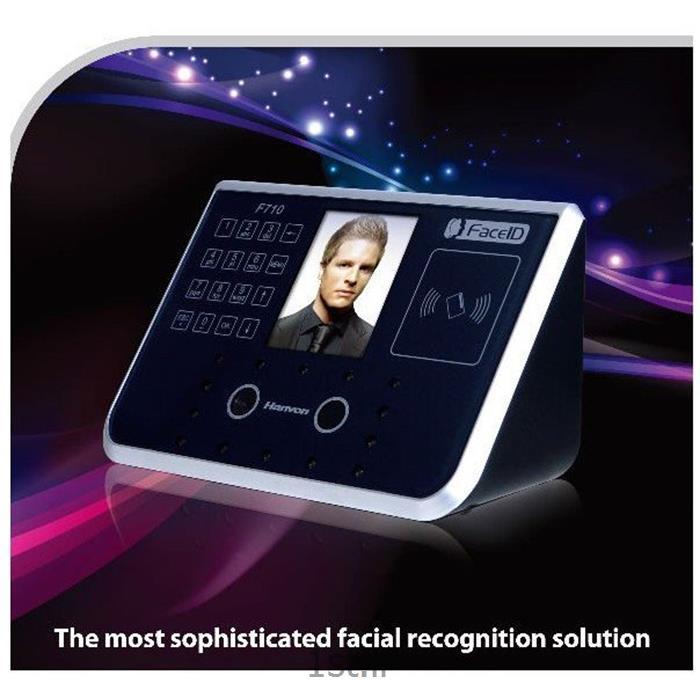 عکس سیستم تشخیص چهرهساعت حضور و غیاب تشخیص چهره ST-Face
