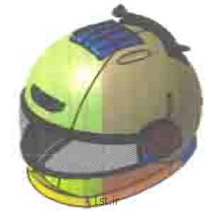 عکس کلاه کاسکت (کلاه ایمنی)کلاه ایمنی هوشمند (N.M.F)