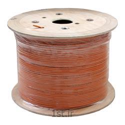 عکس کابل صوتی و تصویریکابل شبکه مدل CAT6 SFTP CU ویسمن   به طول 500 متر کد 205200,205266