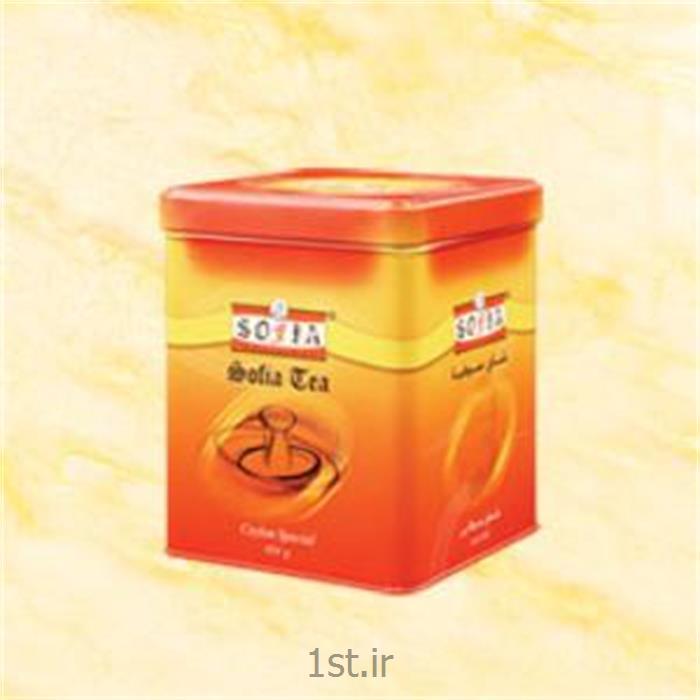 عکس چای سیاهچای شکسته 450 گرمی سوفیا محصول سیلان